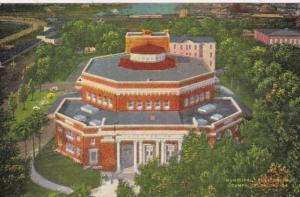Florida Tampa Municipal Auditorium