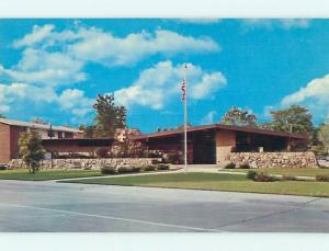 Unused Pre-1980 SCOUTING - BOY SCOUTS BUILDING South Bend Indiana IN v5525