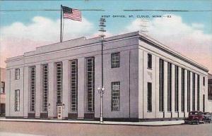 Minnesota St Cloud Post Office