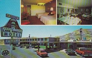 Lake Powell Motel Lake Powell Arizona 1971