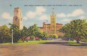 Florida Coral Gables The Congregational Church