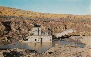 FAIRBANKS , Alaska , 40-50s ; Gold Dredge