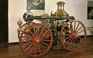 1878 Veni-Vidi-Vici Steam Fire Engine used in Frederick, MD