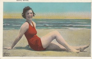 PIN-UP; Sunny Smiles , 1910-20s