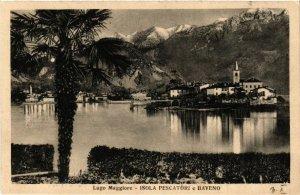 CPA Lago Maggiore ISOLA PESCATORI e BAVENO . ITALY (508289)