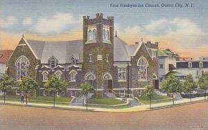 New Jersey Ocean City The First Presbyterian Church