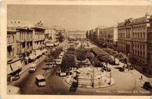 Lot119 alexandria mohamed aly square bus car  egypt