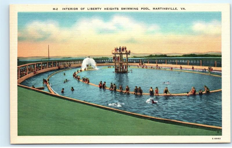 Inside Liberty Heights Swimming Pool Martinsville Virginia ...