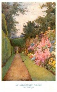 An Oxfordshire Garden