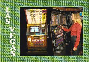 Nevada Greetings From Las Vegas Slot Machines
