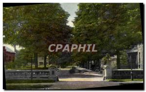 Old Postcard Arnold Park Rochester