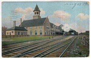 Bangor, Maine, Union Station