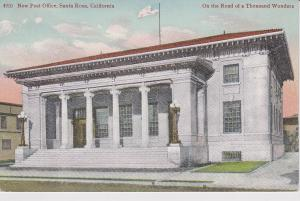 SANTA ROSA , California, 00-10s ; Post Office