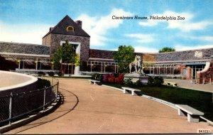 Pennsylvania Philadelphia Zoo Carnivora House