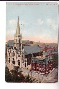 St. Mary's Cathedral, Halifax, Nova Scotia, Montreal Import Co 912