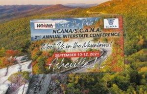ASHEVILLE , North Carolina, 2021 ; NCANA/CANA Conference