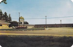 LONDON , Ontario , Canada , 50-60s ; Golden Gate Motel