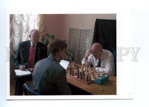 141637 Viktor KORCHNOI 2003 in St.Petersburg interesting PC