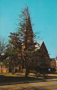Maryland Pocomoke City Pitts Creek Presbyterian Church