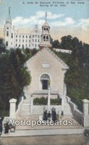Ste Anne De Beaupre Canada, du Canada Spring of St Ann  Spring of St Ann