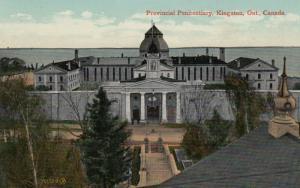 KINGSTON , Canada , 1900-10s ; Penitentiary #4