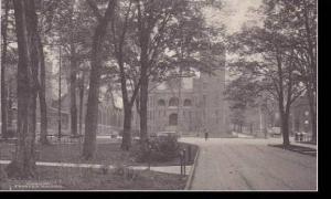 New York Utica Steuben Park & Armory  Albertype