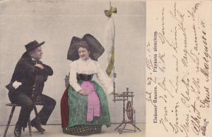 Elsasser Bauren , PU-1902