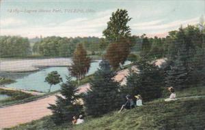 Ohio Toledo Lagoon In Ottawa Park