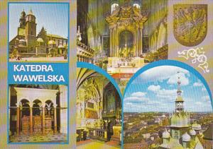 Poland Kkrakow Katreda Wawelska Multi View