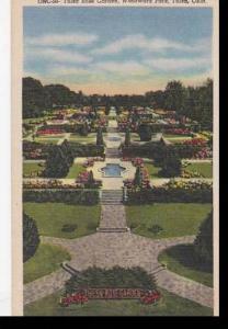 Oklahoma Tulsa Rose Garden Woodward Park