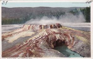 Puch Bowl Yellowstone Park Wyoming Detroit Publishing