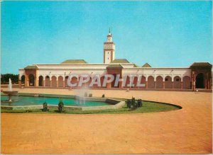 Postcard Modern Rabat Mosque Mechouar The Ahi Fes