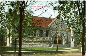 The Richmond Memorial Library - Batavia, New York - DB
