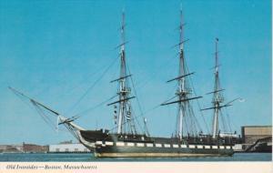 U.S.S. Constitution, Ship, Old Ironsides, Navy Yard, BOSTON, Massachusetts,...