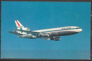 United Air Lines, DC-10, unused
