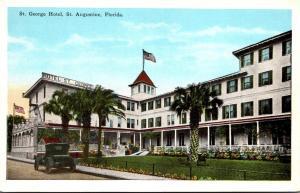 Florida St Augustine St George Hotel