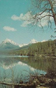 Montana Lake Mc Donald Glacier National Park