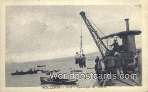 Mollendo, Peru Embarque de fleteros  Embarque de fleteros