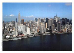 Manhattan Skyline - New York