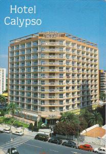 Hotel Calypso Benidorm Alicante Spain