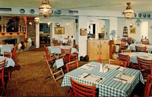 Iowa Amana Ox Yoke Inn Blue Room