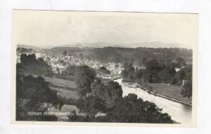 RP  Totnes from Sharpham Road, UK, 30-50s
