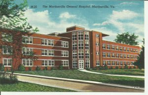 Martinsville, Va., The Martinsville General Hospital