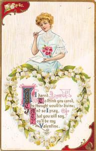 Valentines Day 1912