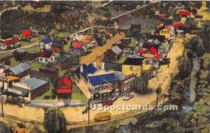 Roadside America, Miniature Village, Sleepy Hollow - Hamburg, Pennsylvania