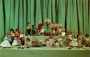 Dolls from the collection of M. D. Gurney