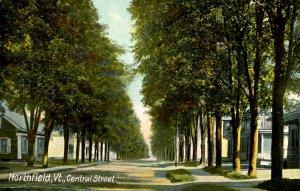 VT -  Northfield. Central Street
