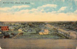 LP67 Artesia New Mexico Postcard view