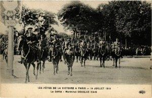 CPA Militaire, Les Fetes de la Victoire a Paris - Le Defile (362619)