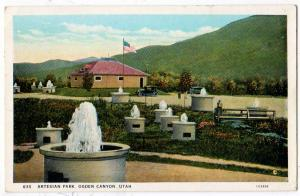 Artesian Park, Ogden Canyon UT